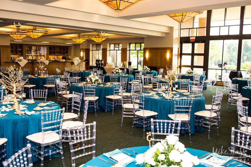lyon oaks reception space