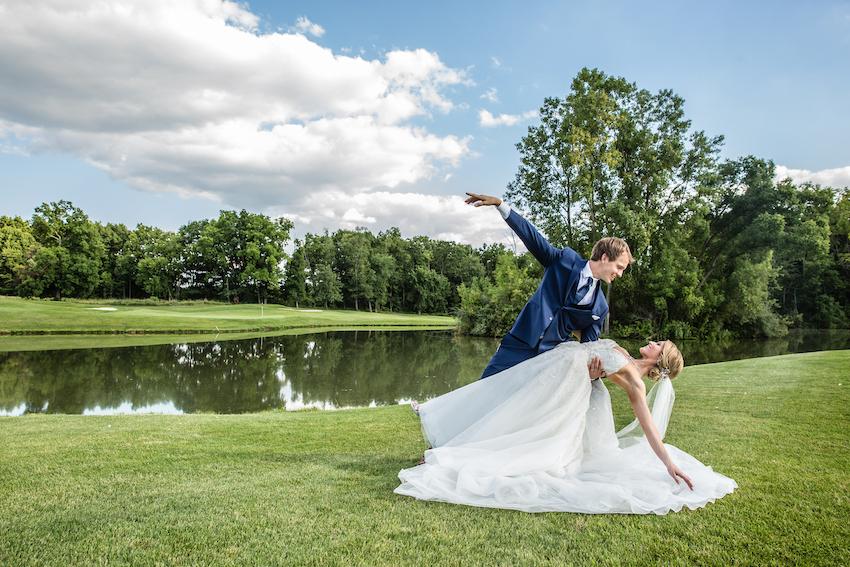romantics at Lyon Oaks golf