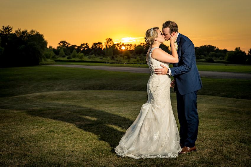 sunset romantics at lyon oaks