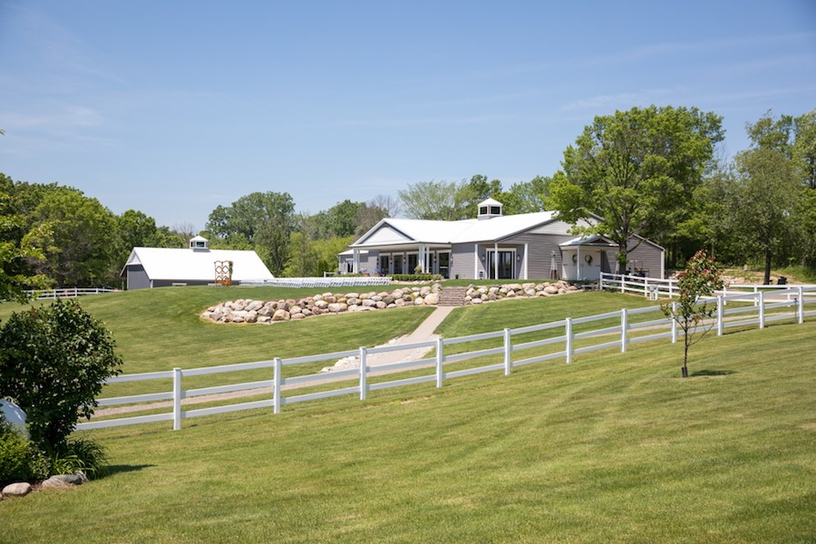 The Oakley Wedding Venue