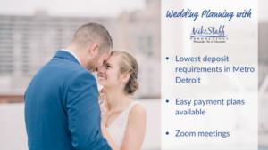pandemic wedding planing