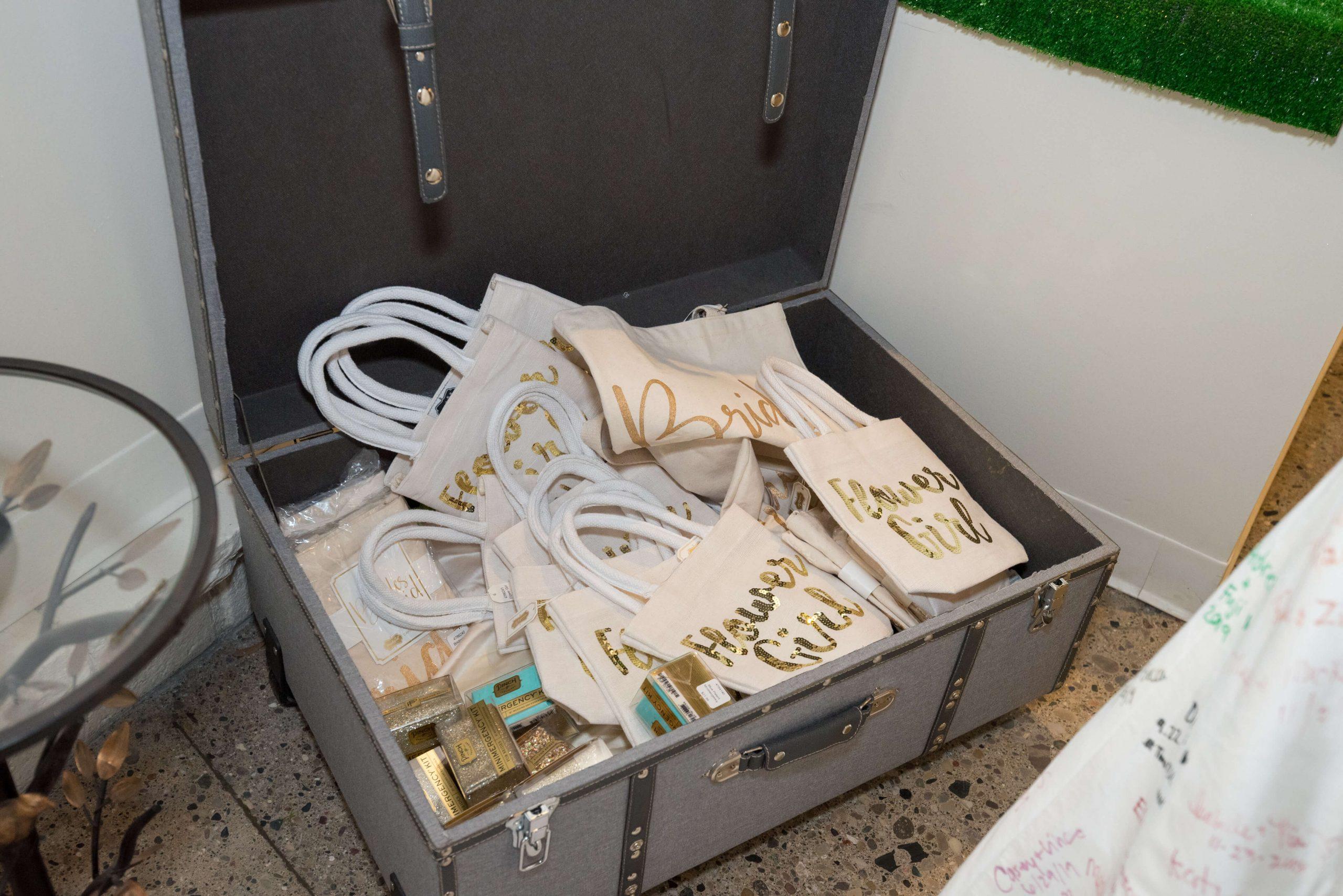 Wedding Shoppe Bags