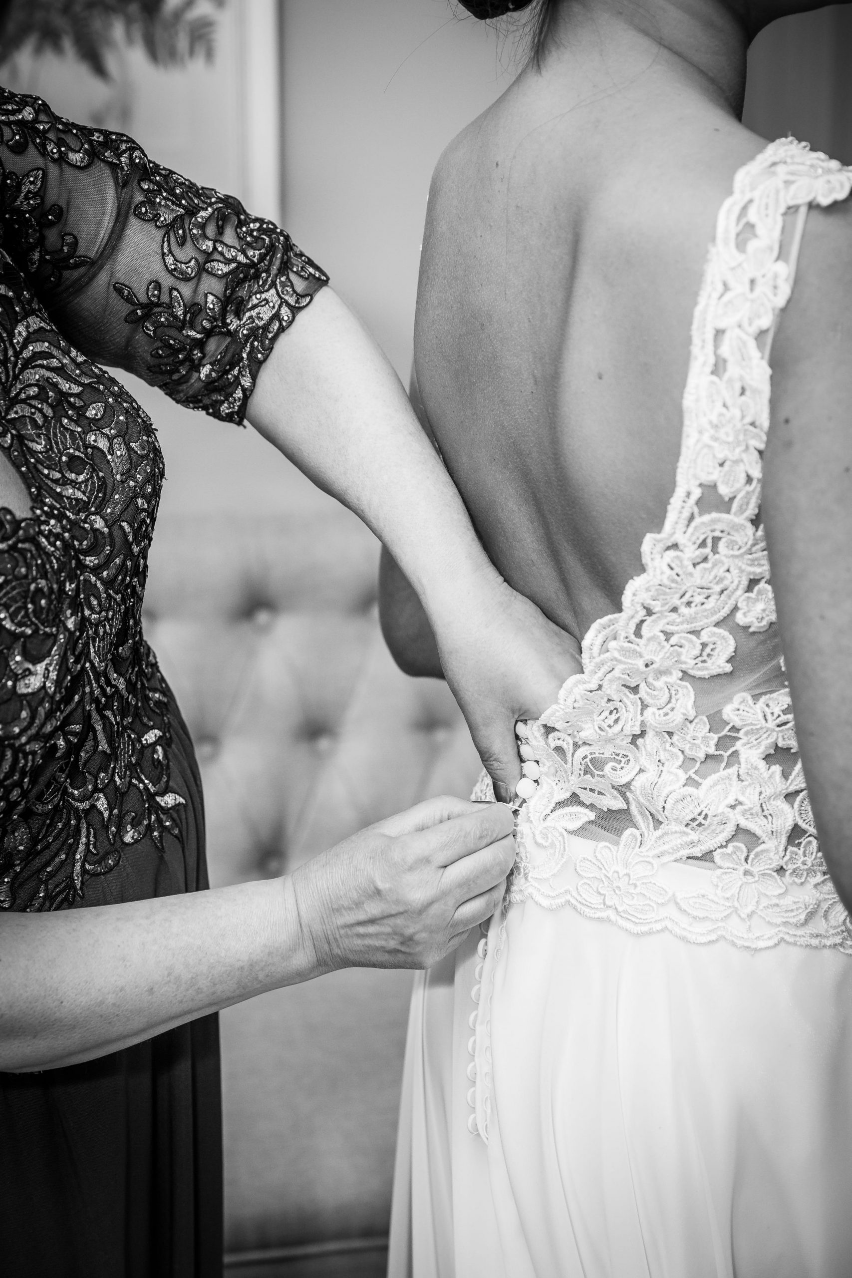 wedding dress Real Detroit Wedding Leah and Brian