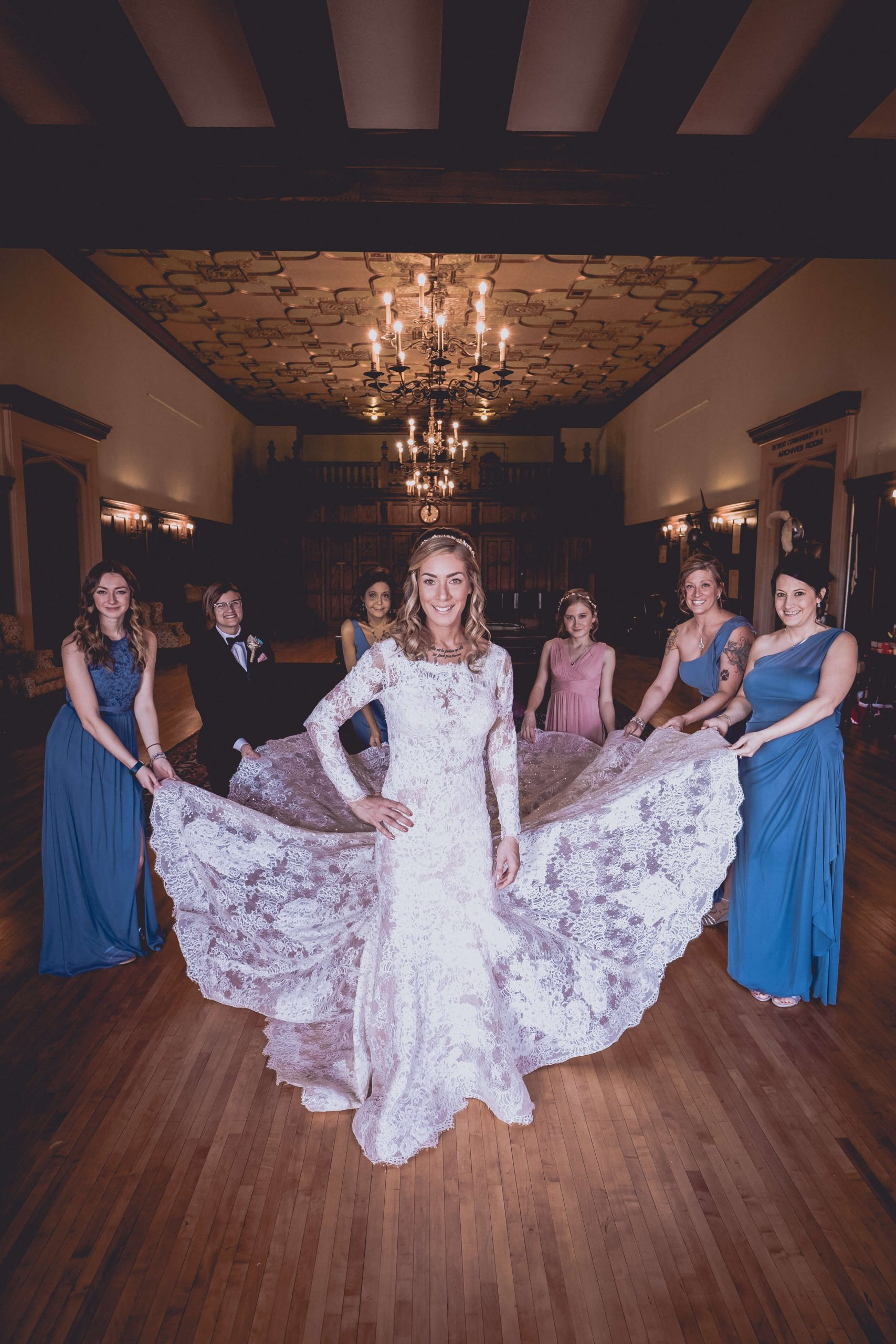 bridal party advice for great wedding