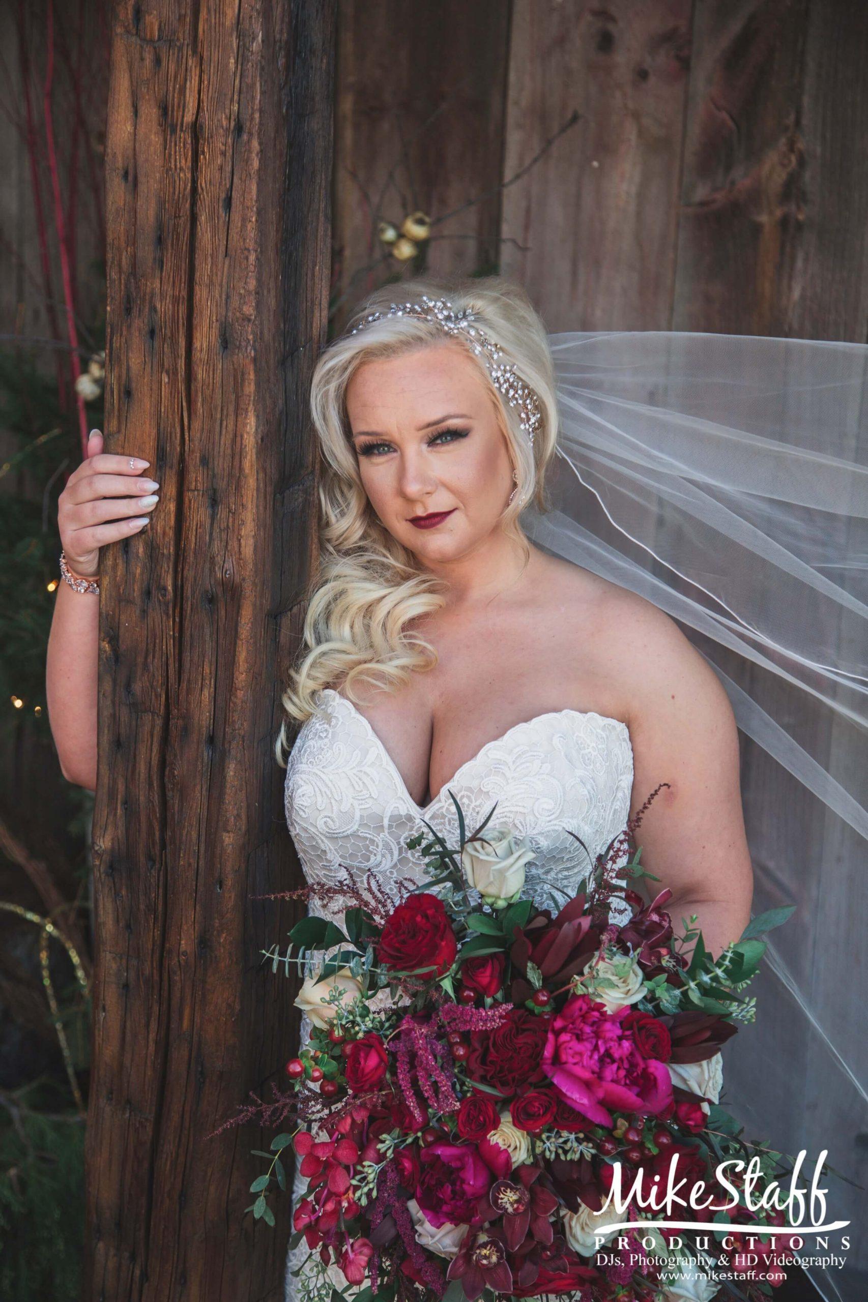bride portrait pre-ceremony