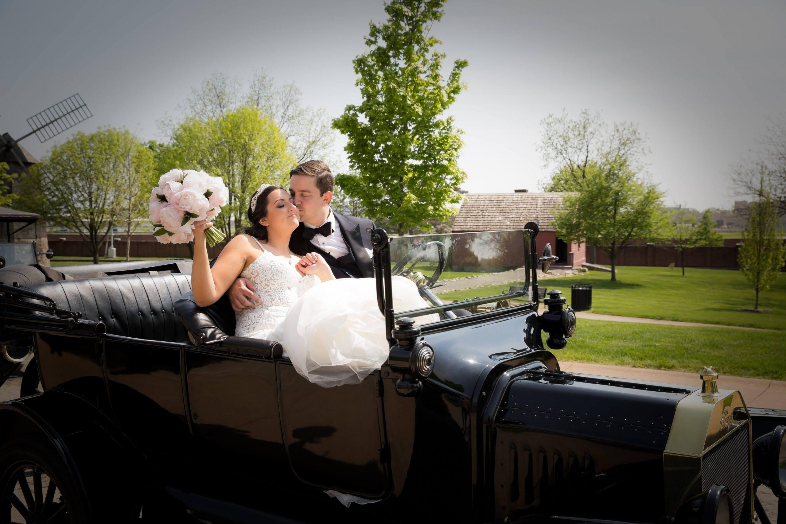 wedding photography model T