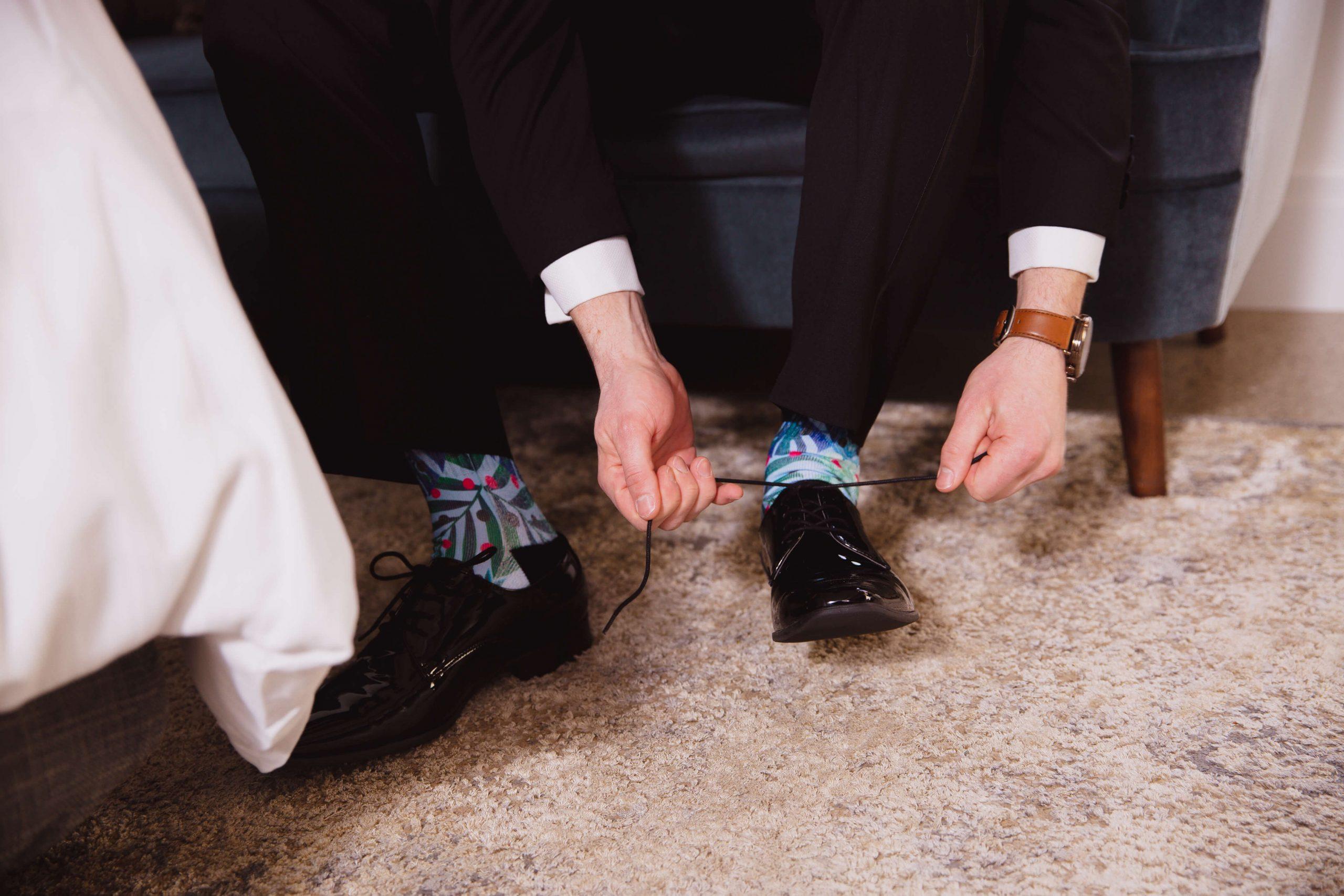 groom Lafrate wedding