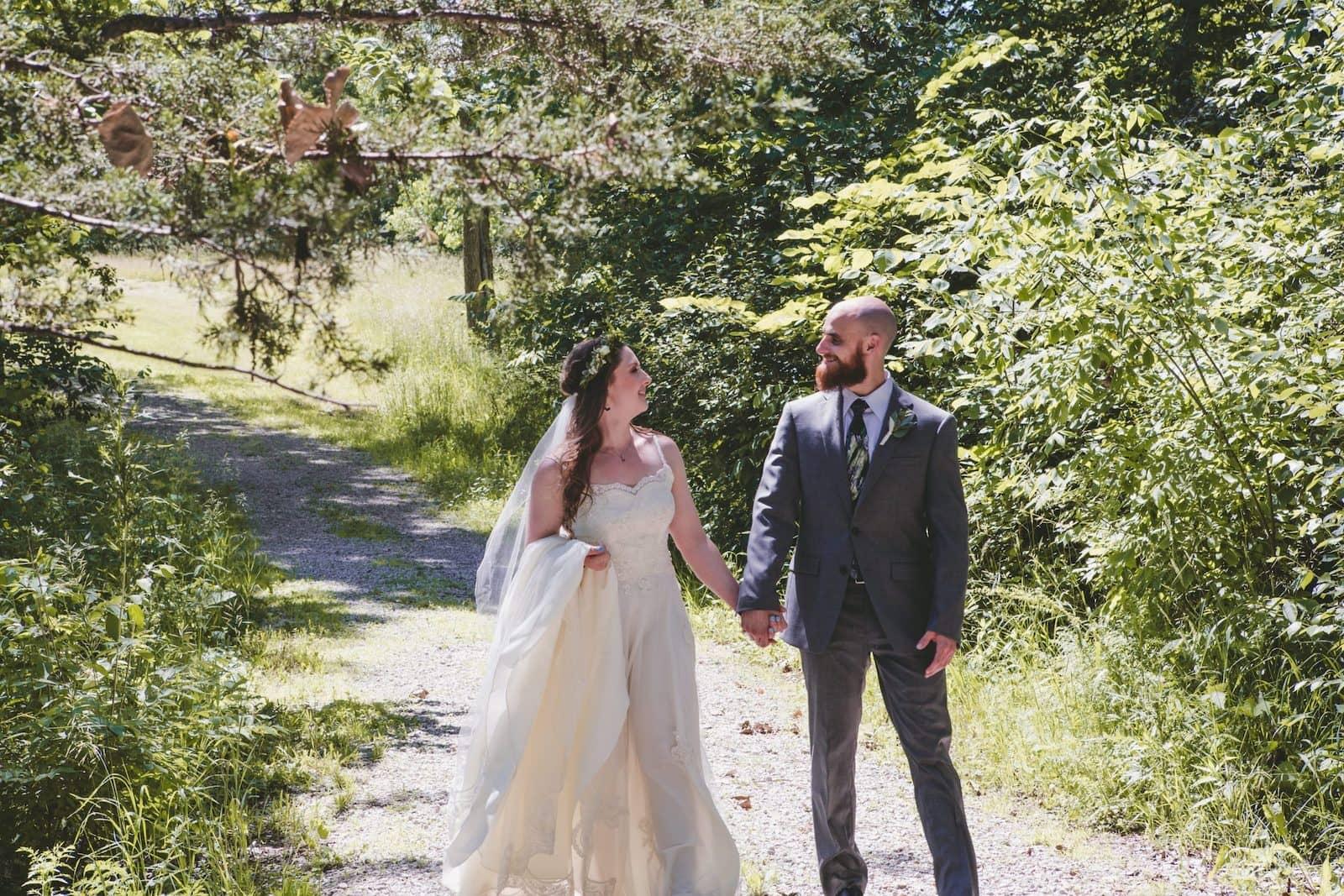 real detroit wedding