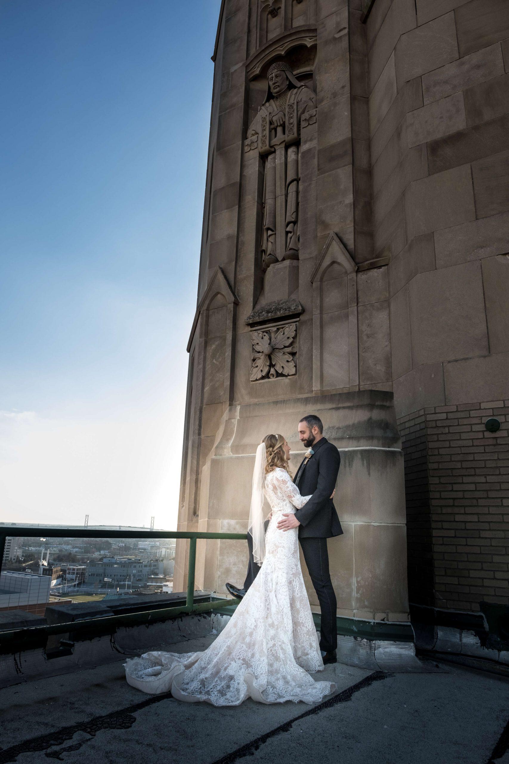 wedding photography detroit