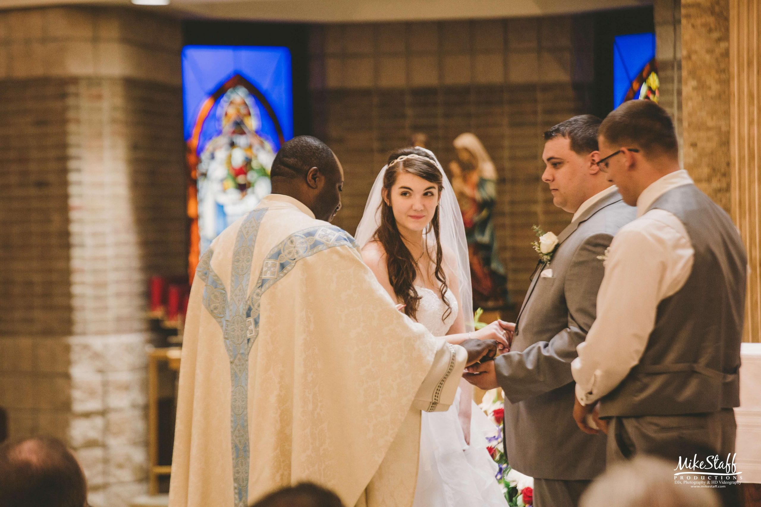 The Real Detroit Wedding of Dani and Eddie