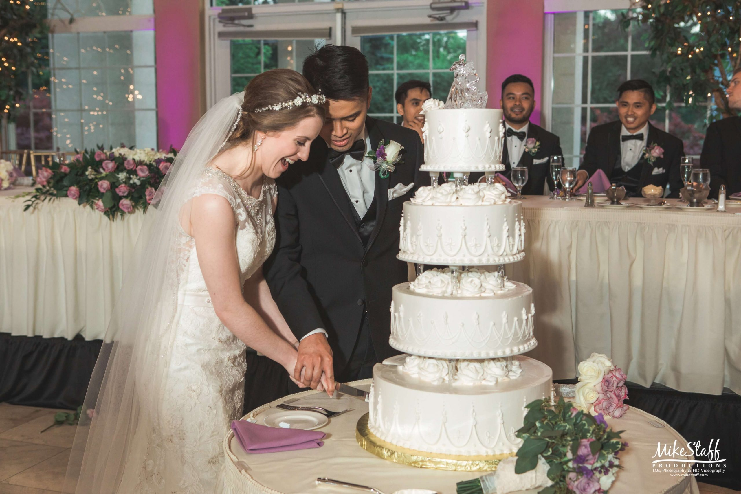 The Real Detroit Wedding of Allison and Victor