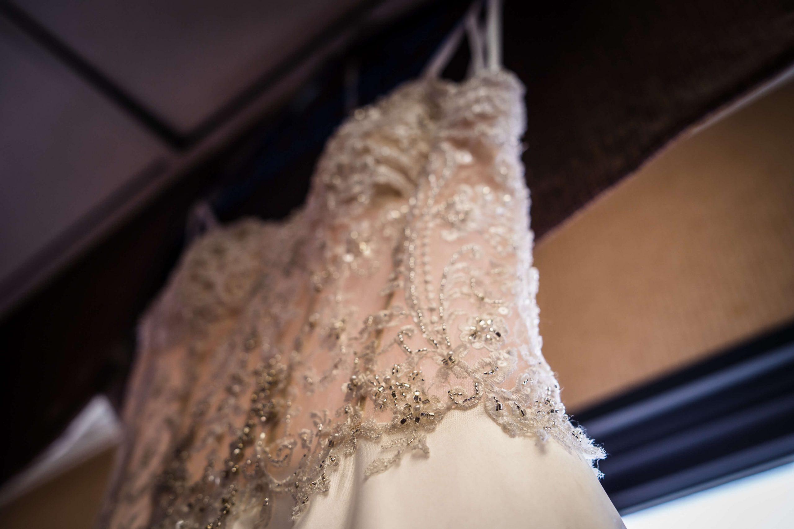 wedding dress bates wedding