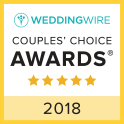 Mike Staff Productions WeddingWire Winner 2018