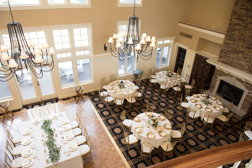Oakhurst reception space