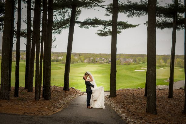 Oakhurst wedding romantics