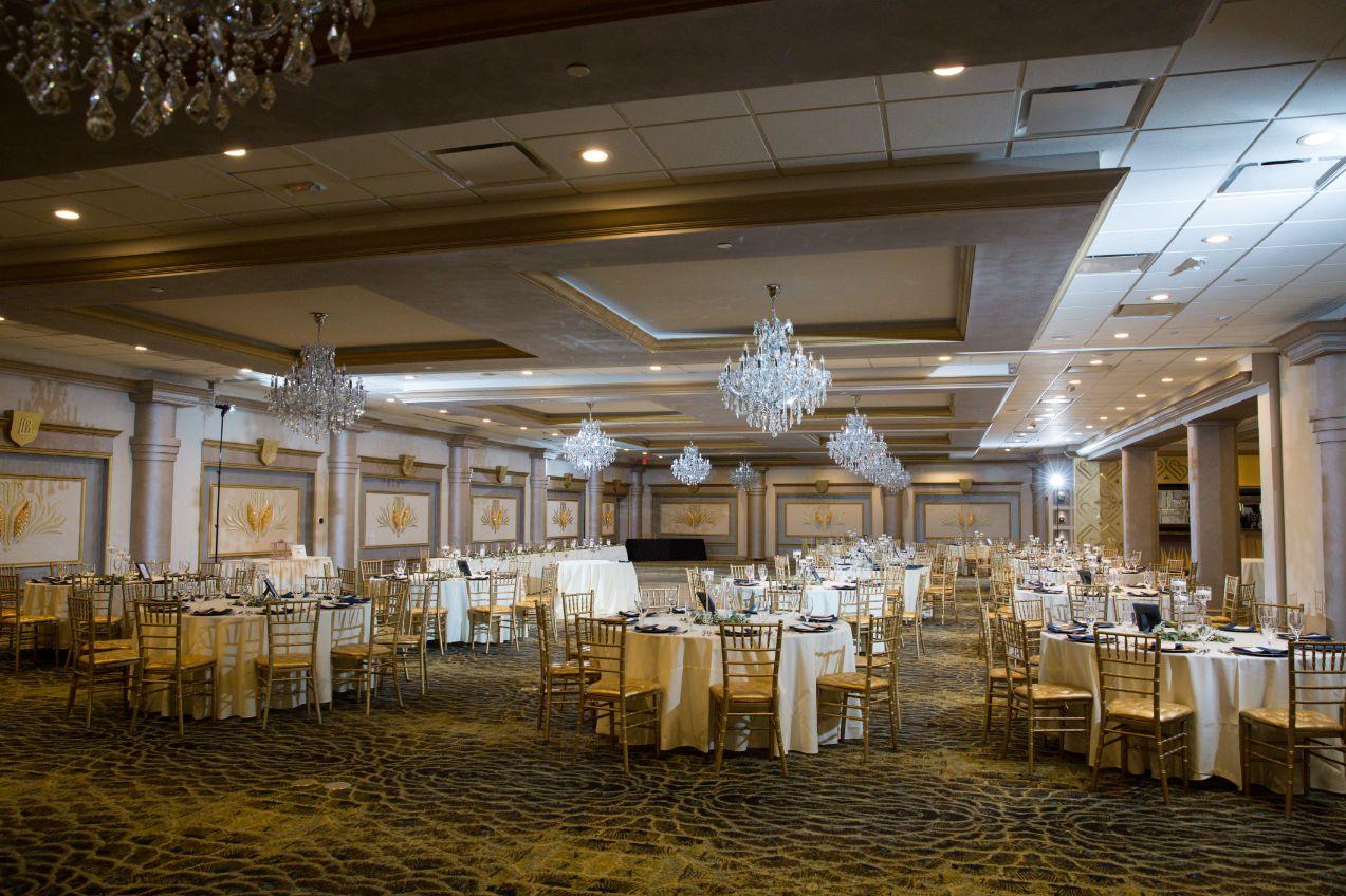 The Bentley reception space 2