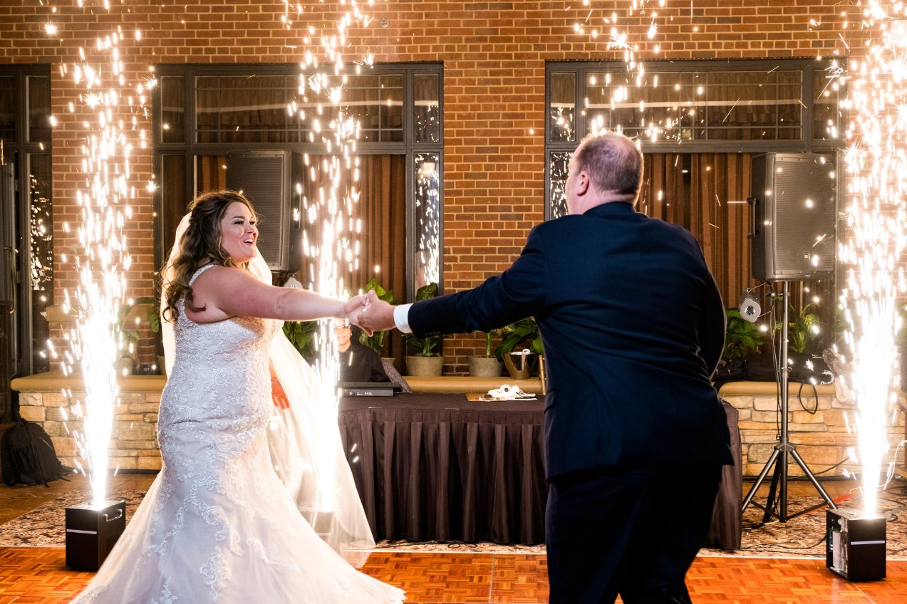 carrie and matthew first dance