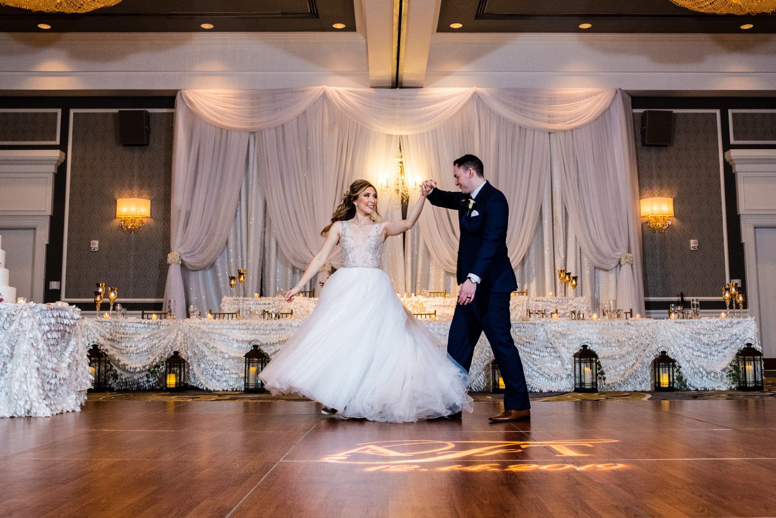 first dance lessons