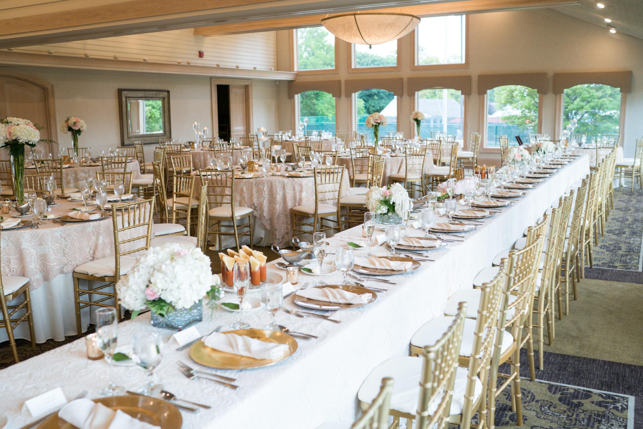 great oaks reception