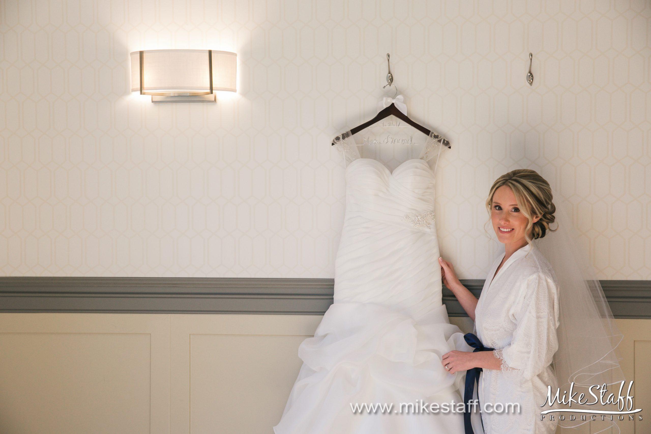 Danielle's Wedding Dress