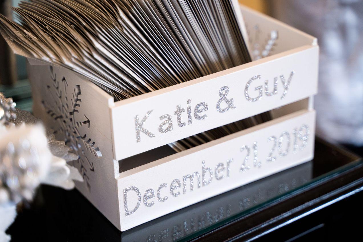 katie & guy wedding theme