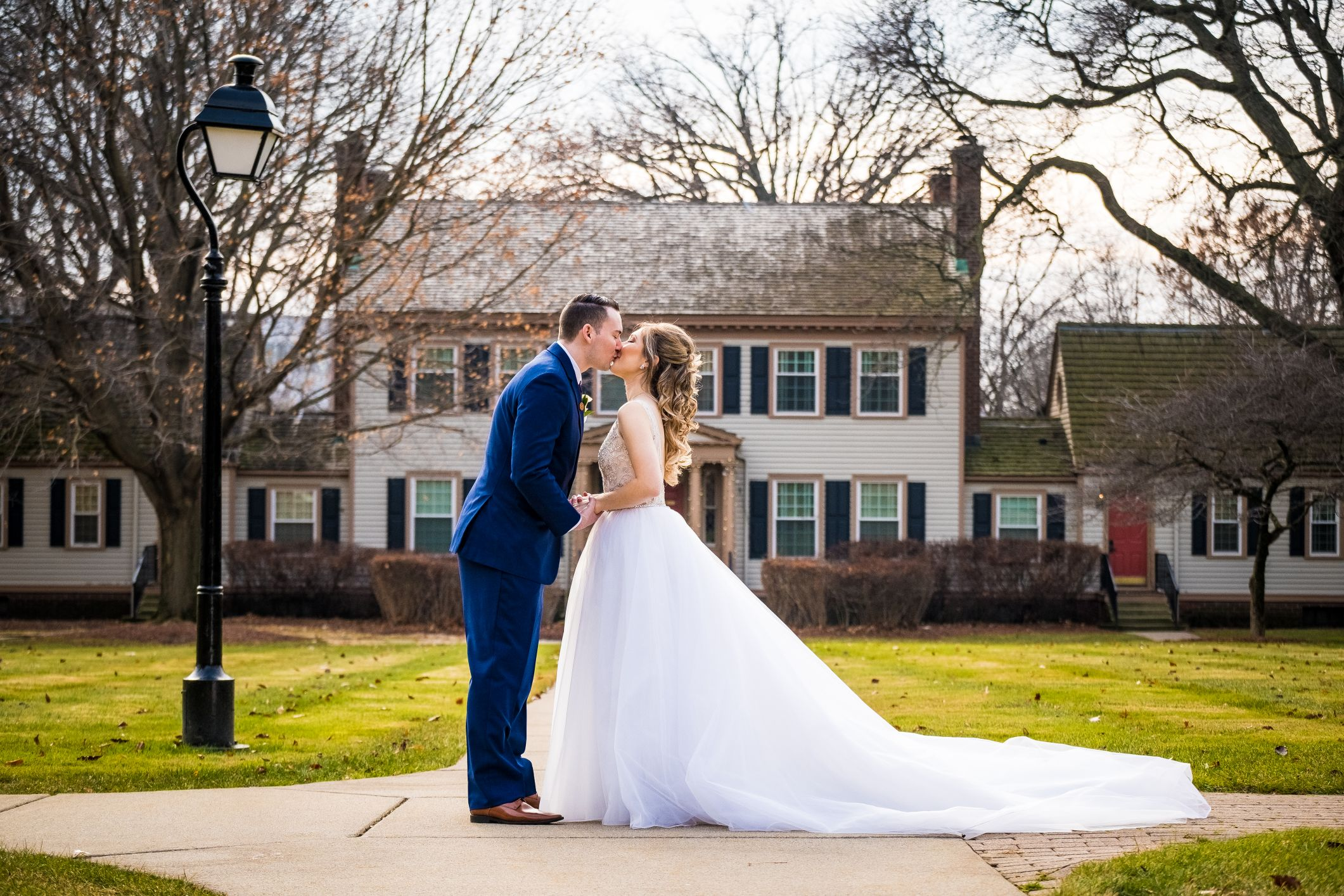 kissing at dearborn inn