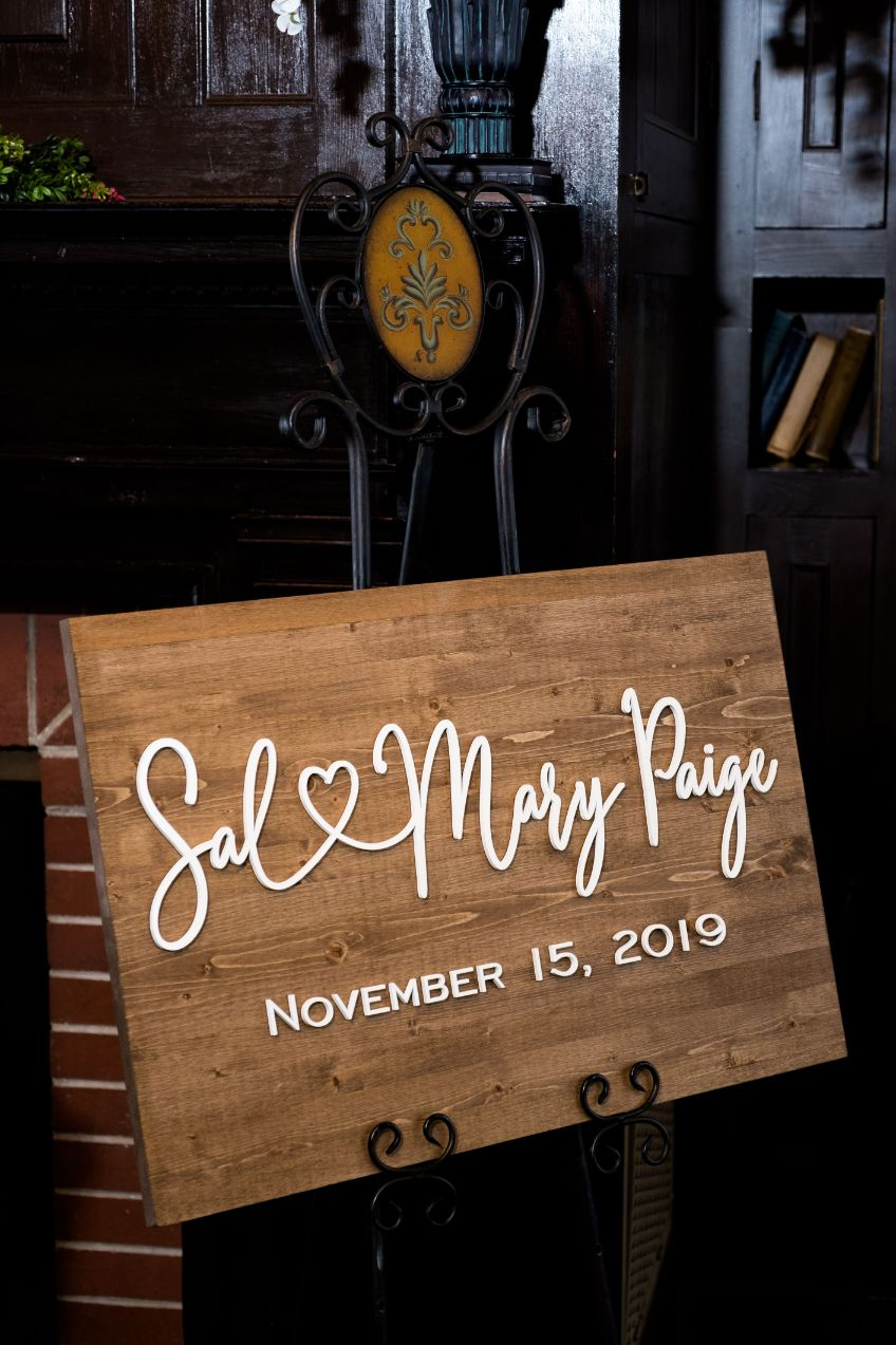 sal and mary paige sign