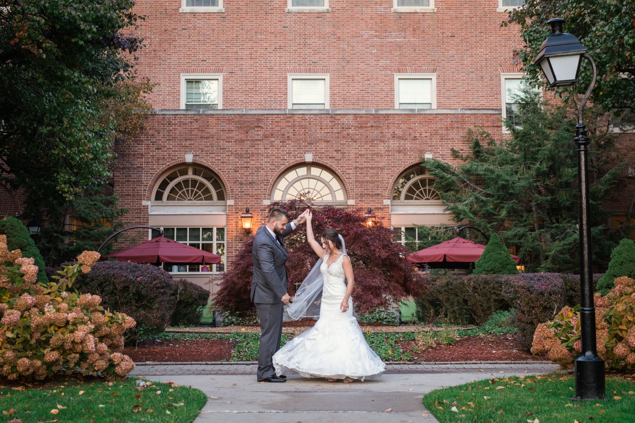 dearborn michigan wedding