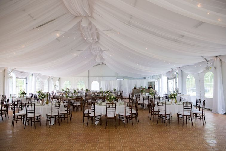 waldenwoods tent outdoor wedding