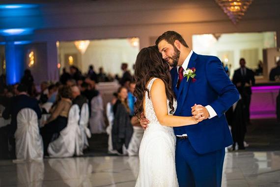 St. Clair Shores Michigan Wedding