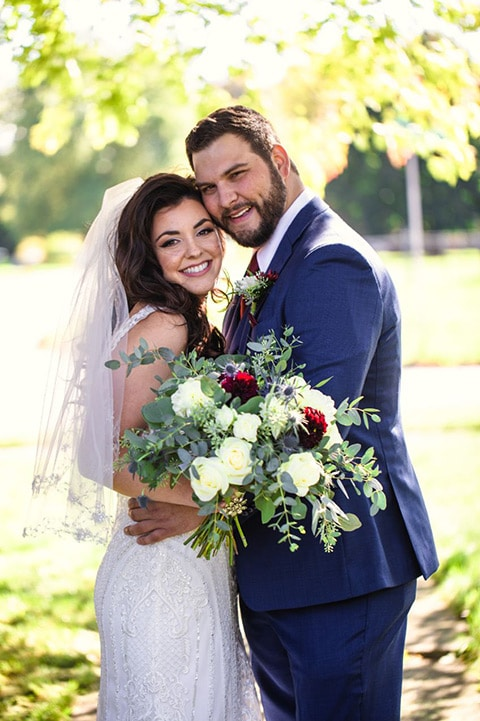 St. Clair Shores Michigan Wedding Romantics