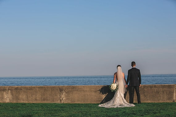 Grosse Pointe Michigan Wedding