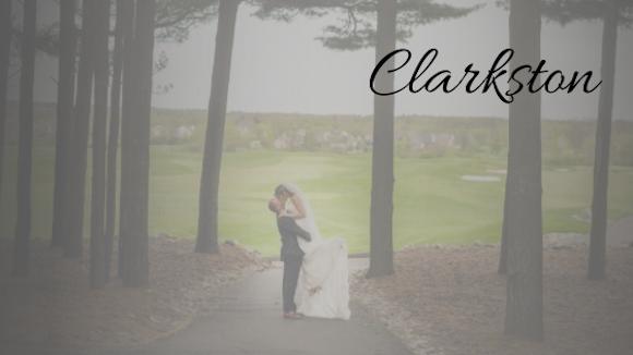 Clarkston Michigan Wedding