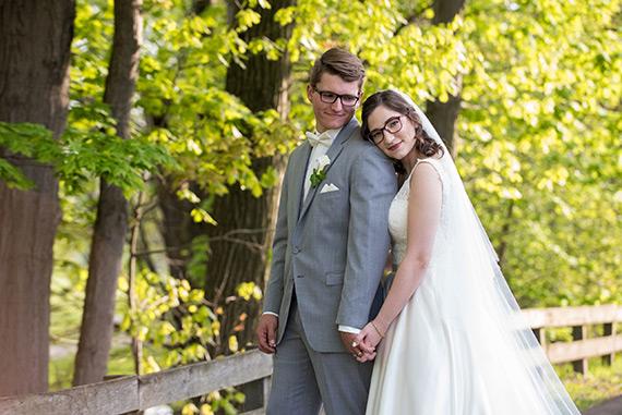 Clinton Township Wedding Romantics