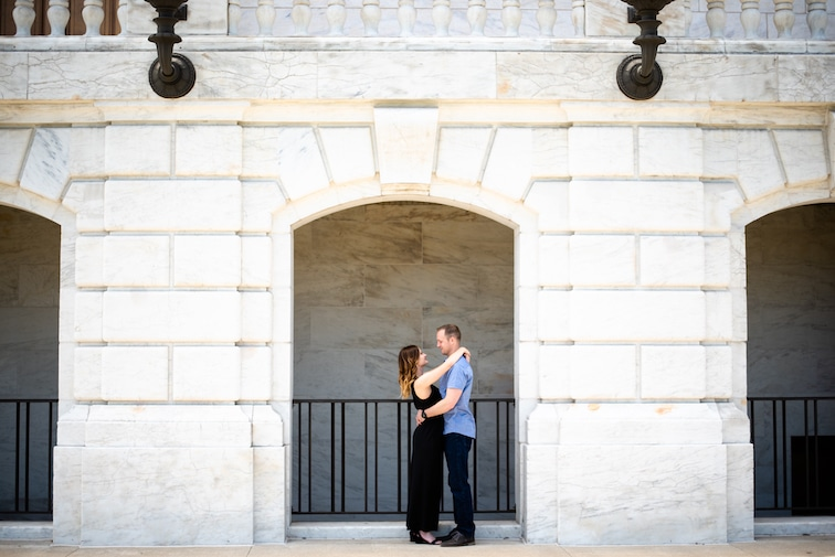 Engagement Session at DIA