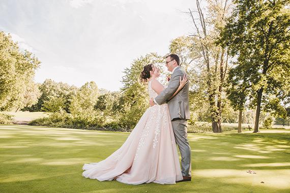 Clinton Township Michigan Wedding