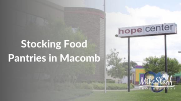 Food Pantries in Macomb