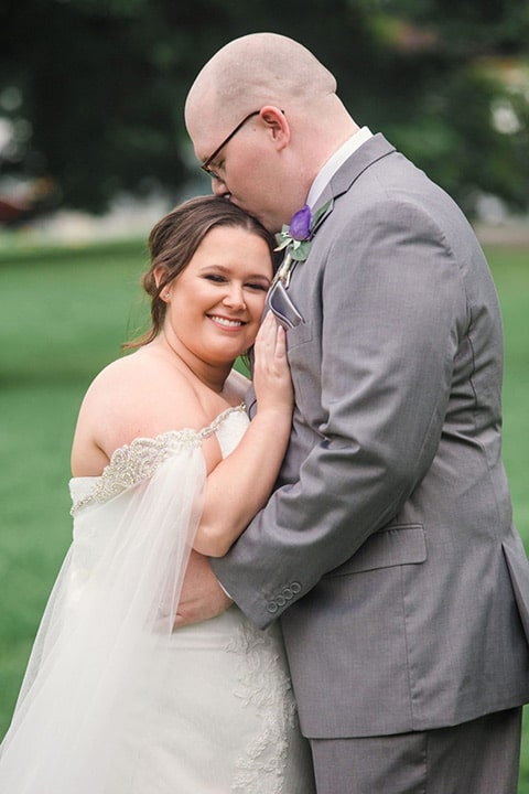 Romantics at Sterling Heights Michigan Wedding