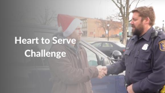 Heart To Serve Challenge