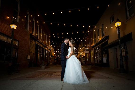 Holly Michigan Wedding