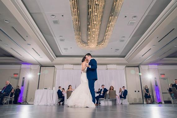 Novi Michigan Wedding