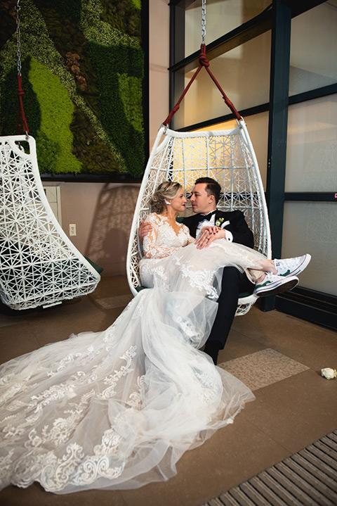 Novi Michigan Wedding Romantic