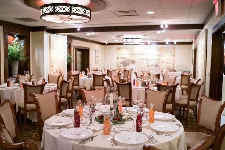 Iroquois Club intimate wedding venue