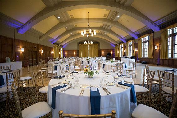 Michigan League wedding venue