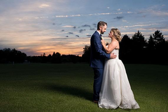 Macomb Michigan Wedding
