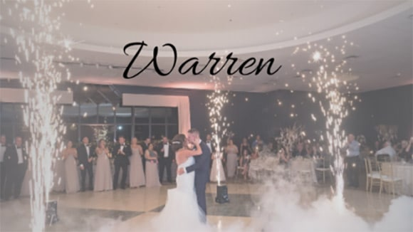 Warren Michigan Wedding