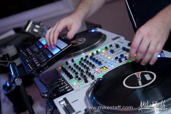 Wedding DJ Equipment