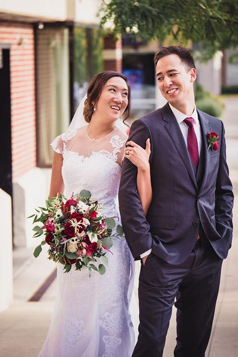 Royal Oak Michigan Wedding Romantics