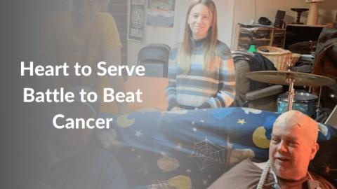 cancer survivor heart to serve winner