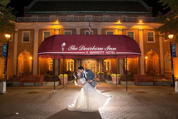 The Dearborn Inn wedding venue